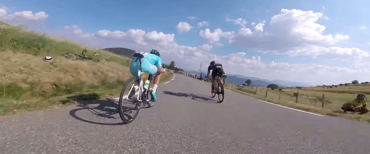 Must see videos: Tour de France door de ogen van de renners