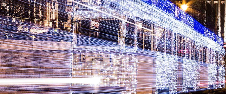Magische trams in Budapest