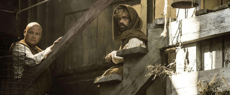 Game of Thrones, piracy, het lekken van 4 afleveringen en Periscope