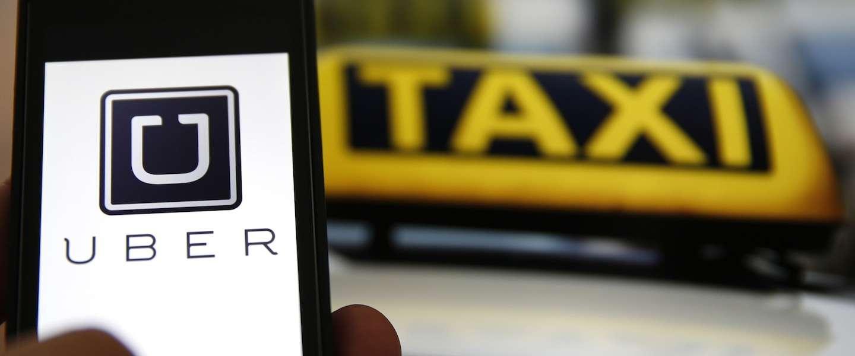 Overvaller bestelt een Uber als vluchtwagen