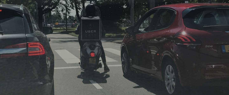 UberEATS in Rotterdam van start met meer dan 100 restaurants