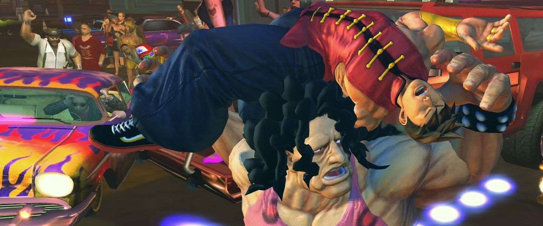 Ultra Street Fighter 4 gaat compleet los