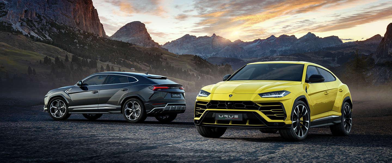 Lamborghini Urus: een Super Sport Utility Vehicle