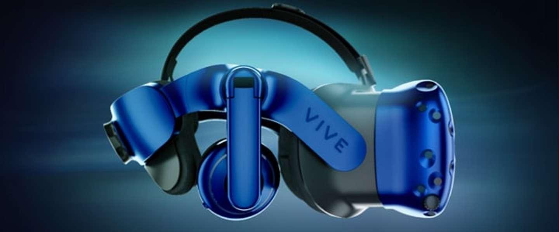 CES 2018: HTC's Vive Pro kan draadloos, heeft hogere resolutie
