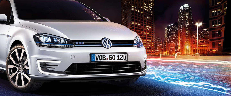De Volkswagen Golf GTE