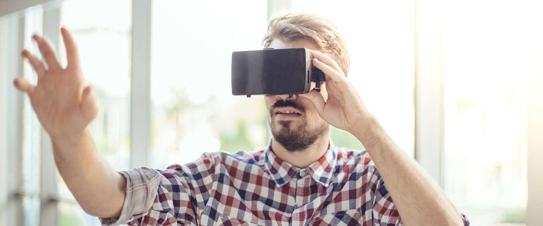 Google werkt aan VR-bril met zelfstandig besturingssysteem