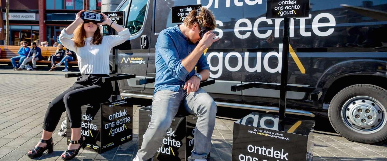 Nederland heeft het eerste 'Nationaal VR-museum'