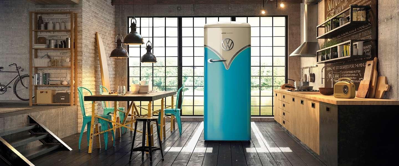 Deze Volkswagen koelkast is gewoon te gaaf om niet te willen