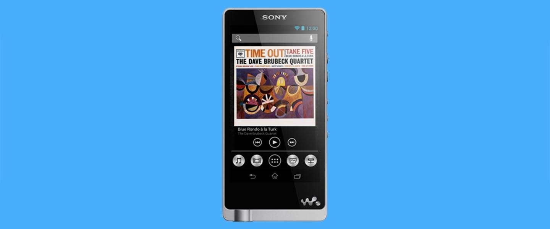 Sony Walkman maakt comeback
