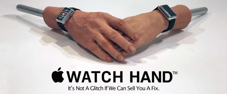 De oplossing voor de problemen met de Apple Watch