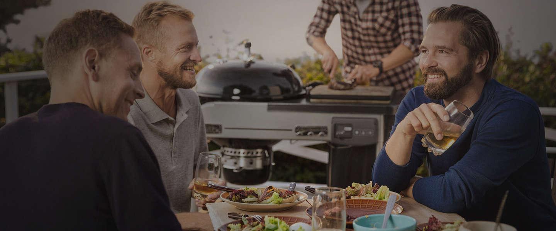 De Weber Grill Academy: een bedrijfsuitje dat naar meer smaakt