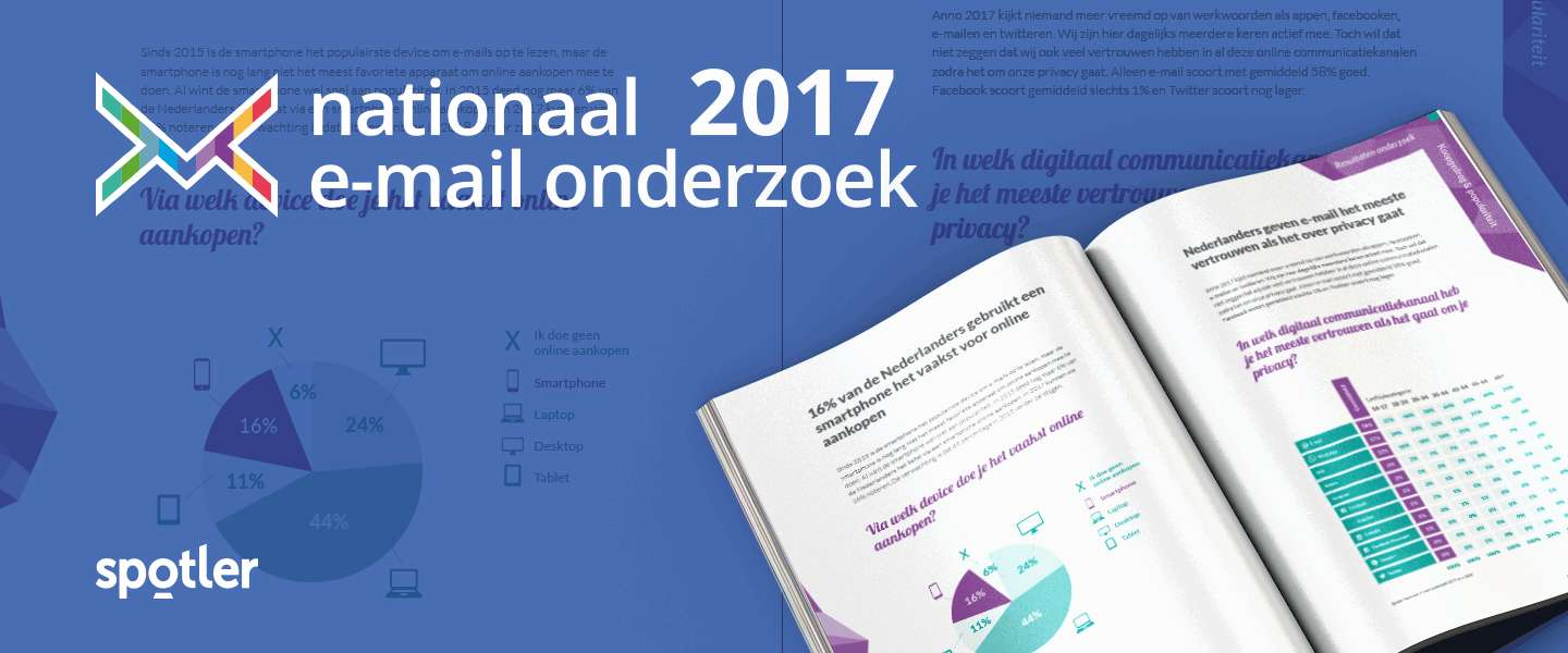Nationaal E-mail Onderzoek 2017: Mobile first!