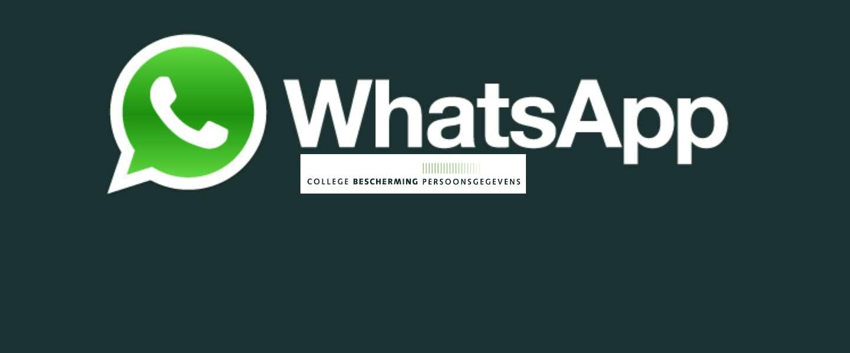 WhatsApp voldoet nu aan de Nederlandse privacy regelgeving