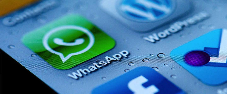 Whatsapp test bellen via app