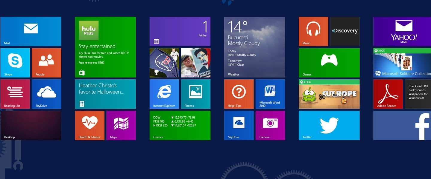 Microsoft onthult Windows 10 en wordt gratis update