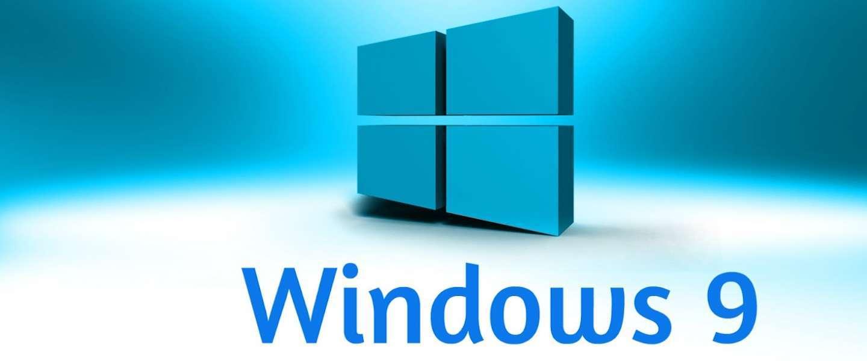 Microsoft zal mogelijk op 30 september Windows 9 onthullen