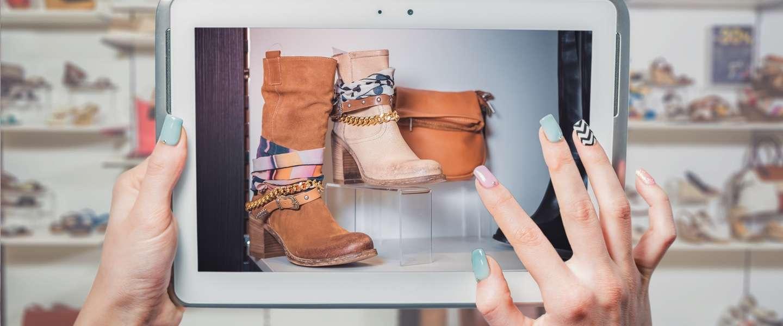 70% van de aankopen in winkels is al online besloten