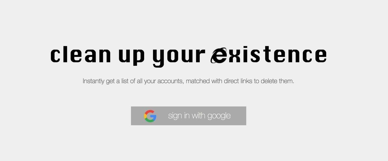 Hoe verwijder je jezelf van internet?
