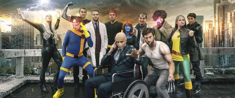 Deze video toont de kracht van Photoshop [X-Men]