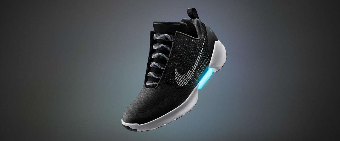 De Back to the Future-Nikes komen 1 december uit