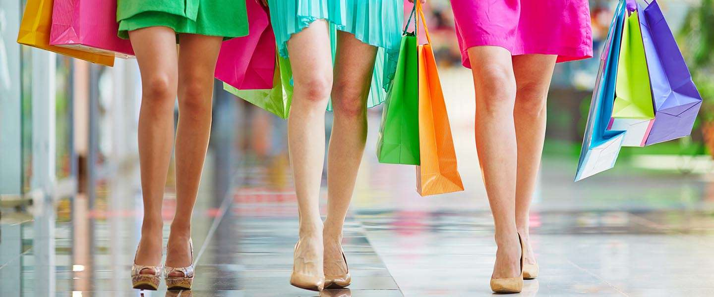 ​Zo shoppen we over 10 jaar