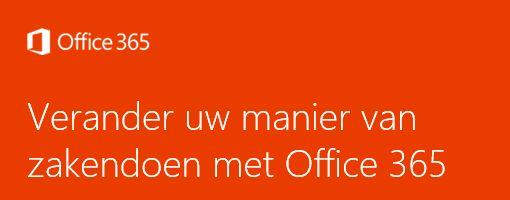 10 redenen om vandaag nog naar Office 365 te migreren