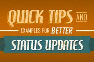 10 simpele tips om betere berichtjes te plaatsen op social media [Infographic]
