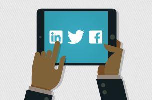 10 tips voor het vinden van een baan via social media [Infographic]