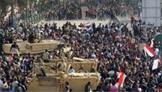 10 Veelzeggende tweets over de vrijheid van Egypte