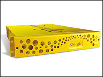 1098378203google in a box