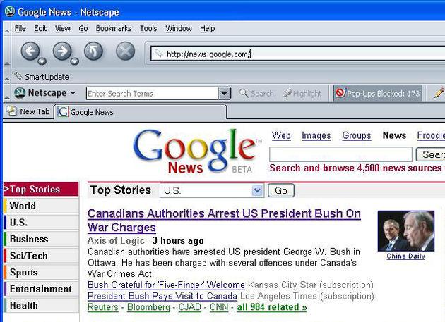 1102260845bush arrested