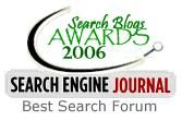 1168043051SE Journal - Best Forums 2006