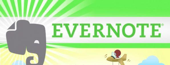 13,5 miljoen gebruikers voor Evernote