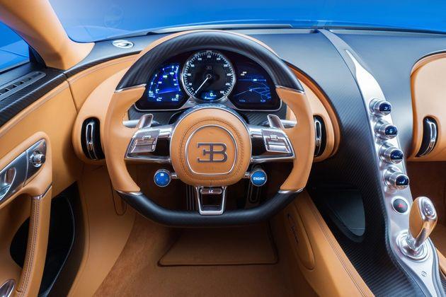 Bugatti Chiron 6