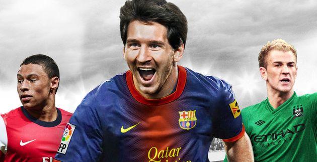2012: een prachtig voetbaljaar (voor games dan)