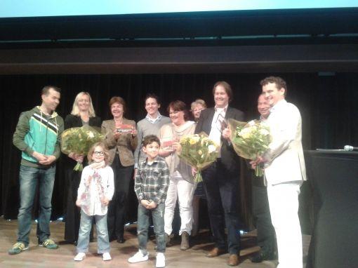 2012mei16 KA Media Ukkie Award prijswinnaars