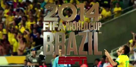 2014: het WK komt er aan