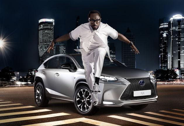 Will-I-am Lexus
