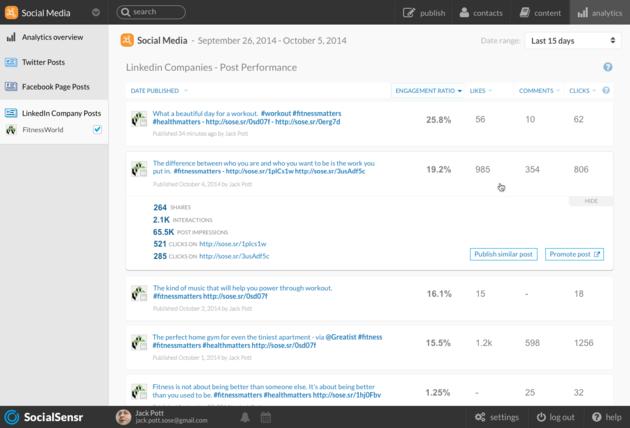 3-2_Post Performance - LinkedIn