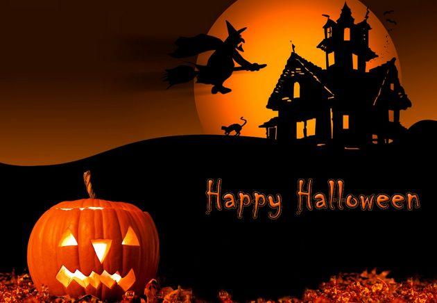 30 jaar Halloweenthema's [infographic]