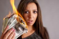 350.000 Euro verbrand [Adv]