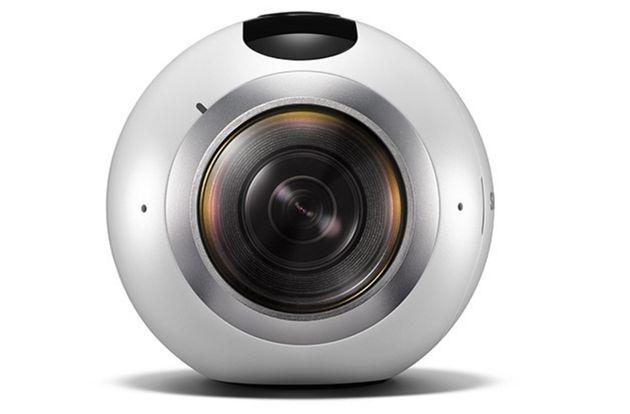 samsung lanceert 360 camera gear 360. Black Bedroom Furniture Sets. Home Design Ideas