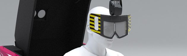 3D gaming is leuk, maar dit gaat te ver...