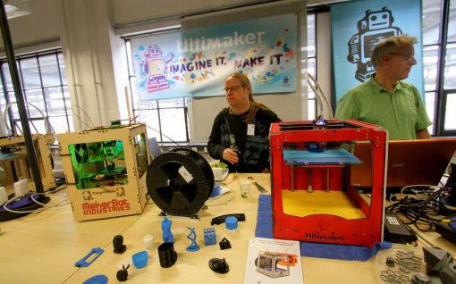 3D printen: het blijft pure magie