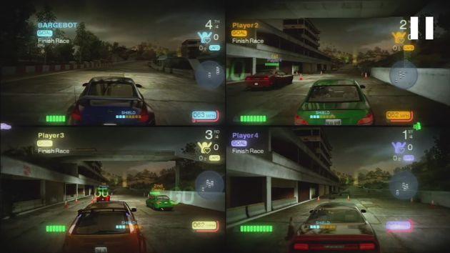 3D-technologie maakt splitscreen-gamen overbodig