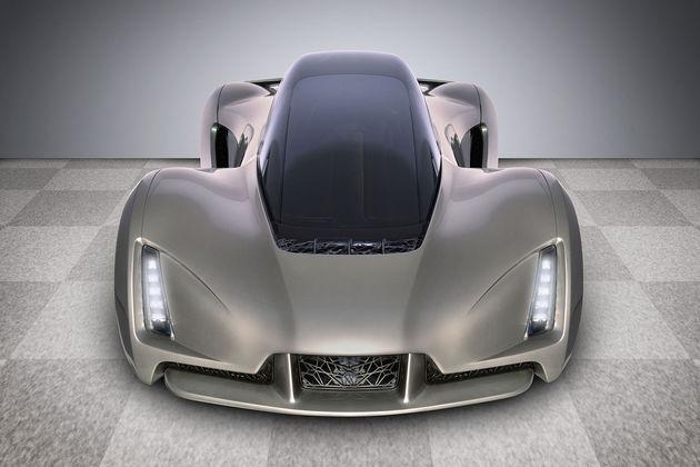 3Dprint auto 04 Blade