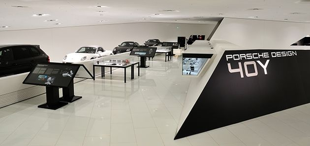 40 Jaar Porsche design