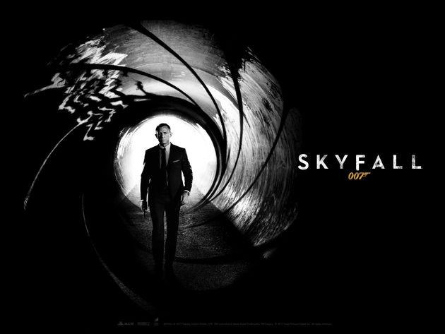 50 jaar James Bond [Infographic]