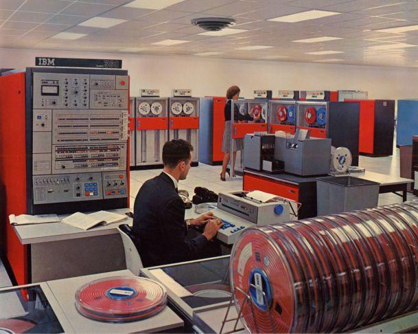 50 jaar Mainframe: Baanbrekende technologie niet zichtbaar voor het blote oog