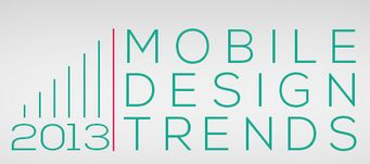 7 design trends voor mobile apps
